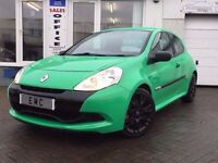 2009 09 Renault Clio 2.0 VVT 200bhp Renaultsport 200 Cup~LOW MILES~HISTORY~