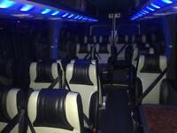 16 seater bus for hire with driver