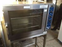 CATERING COMMERCIAL FAST FOOD CONVECTION OVEN BAKERY CAFE RESTAURANT KITCHEN BAR TYPE