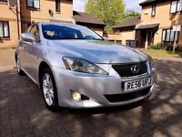 2006 Lexus IS 220d diesel 6 Speed Manual .Service History. Long Mot. Hpi Clear. Very Good Condition