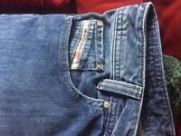 Men's diesel jeans 32waist x 32 length