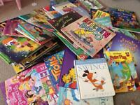 HUGE BUNDLE OF CHILDRENS BOOKS