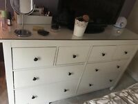 IKEA Hemnes chest of 8 draws