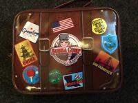 Bubba gump iPad/tablet bag