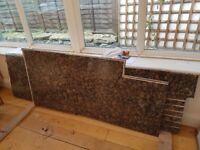Granite Worktop Baltic Brown