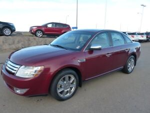 2008 Ford Taurus Limited, AWD, Heated Leather Seats