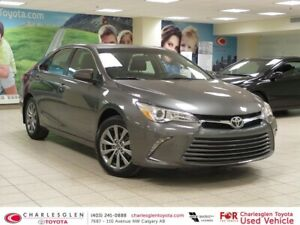 2016 Toyota Camry XLE 4Cylinder