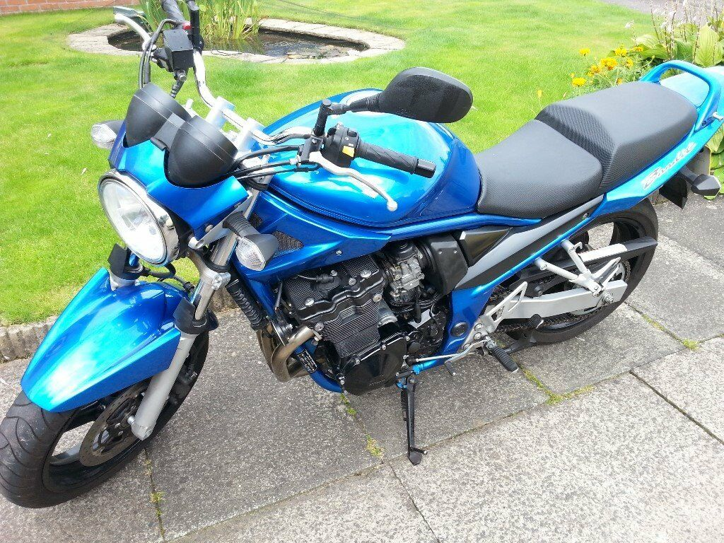 Suzuki Bandit GSF650 K6 ** low milage**with datatool alarm