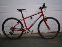 Isla Bike genuine model Bein Red size large immaculate as new