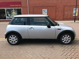 Silver Mini One Done 84432 Miles - 12 Months MOT Full Service 3 Months Warranty