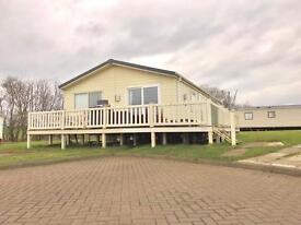Lodge for sale on a 12 month park with no age limit and facilities SEA VIEW PLOTS