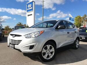 2013 Hyundai Tucson GL One owner no accidents
