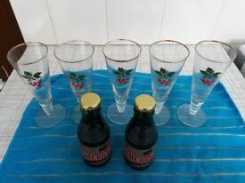 Cherry B Glasses