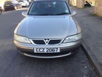Vauxhall Vectra SRi 2003 excellent runner 2 keys FSH owned for 6 years reliable car