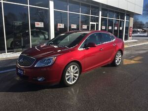 2013 Buick Verano Leather Side Blind Zone Alert, Bose Sound Syst