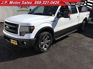 2013 Ford F-150 FX4, Crew Cab, Automatic, Navigation, Leather, H