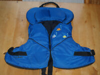 Childs Buoyancy aide (14-23 kg user weight) - Blue