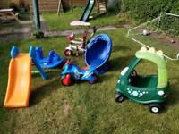 Kids outdoor toys