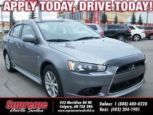 2015 Mitsubishi Lancer SE H.SEATS/AUTO/BLUETOOTH