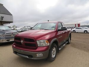 2011 Dodge Ram 1500 Q/C OUTDOORSMAN TUBE STEPS!! TRAILER TOW!!
