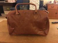 Primark brown large handbag