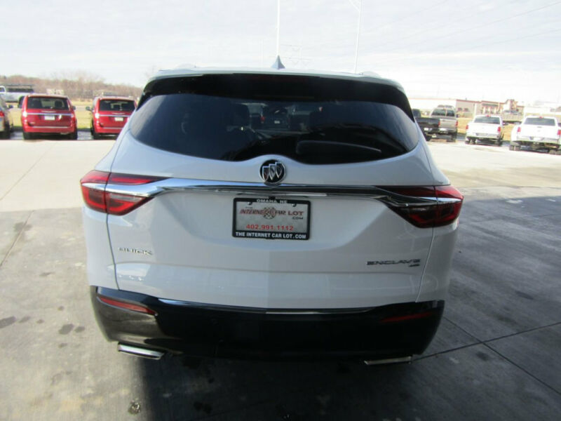 Image 6 Voiture American used Buick Enclave 2018