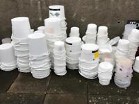Buckets - various sizes