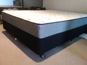 Chattham & wells Queen bed, mattress+base for sale @ Reduce Price Melbourne CBD Melbourne City Preview