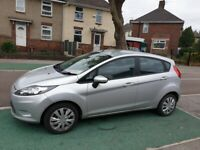 Ford, FIESTA, Hatchback, 2011, Manual, 1242 (cc), 5 doors ** LOW MILES ** FULL HISTORY **