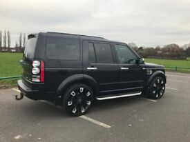 Land rover Discovery 3 2.7 TDV6 HSE Dieselwith discovery 4 upgrade Fully loaded Raremodel