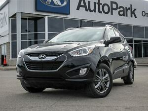 2015 Hyundai Tucson AWD| Heated Leather Seats| Rear View Cam.|