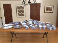 Blue & White China/Porcelain – 80 Perfect Pieces