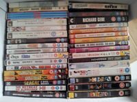 New & Sealed x19 DVDs,x1 HD,x33 DVDs Boxsets of 3