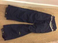 Westbeach ski trousers for sale