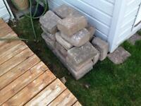 Briques pour pave ou muret