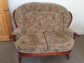 2+1 seater Sofa- Very Comfortable and looks great! Needs gone on Sunday