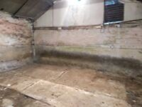 2 stone barns to rent, approx 20x20 ft