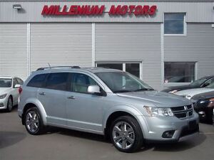 2011 Dodge Journey R/T AWD / LEATHER / SUNROOF / 7-PASS