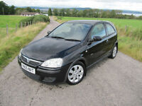 Vauxhall Corsa 1.2 SXI Black Years MOT only £1375 ono VGC