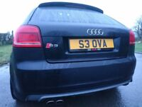Audi S3 8P 2007 - FSH Immaculate with lots of extras