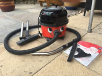 Henry hoover vacuum cleaner HVR200A £52