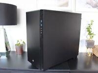 Gaming PC GTX 1070 8GB, Ryzen 5, 500GB NVMe SSD, Win10