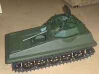 VINTAGE 1970's ACTION MAN SCORPION TANK