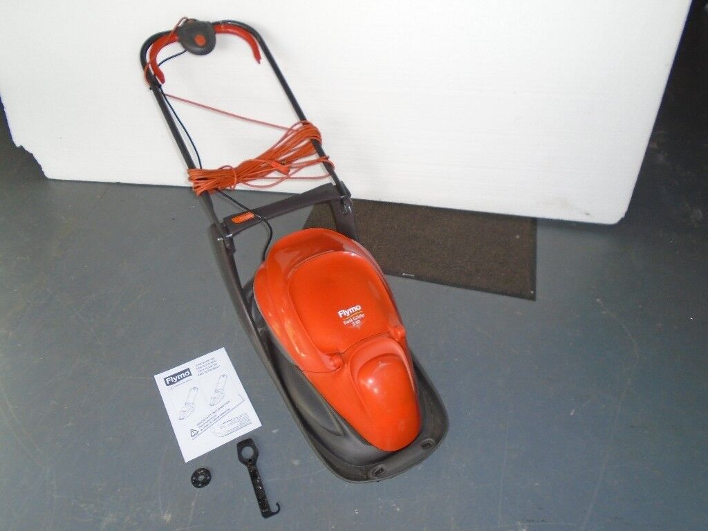 FLYMO EASI GLIDE 330VX EXCELLENT USED CONDITION (instructions included)