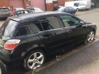 VAUXHALL ASTRA 1.7 CDTI SRI 120 HP SPARES OR REPAIRS REQUIRES ECU 2005