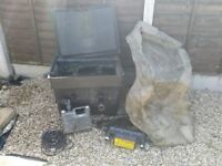 Pond equipment for sale