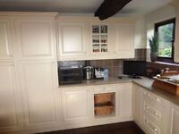 Complete Used Kitchen + Appliances - Excellent Condition