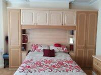 Fitted Bedroom Wardrobe Set