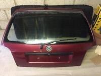 VW Golf MK3 Tailgate Boot Hatch