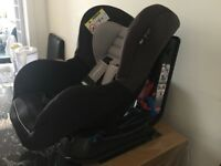mothercare madrid combination car seat - as good as new